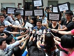 「香港獨立媒體」的生存秘訣 – 葉蔭聰